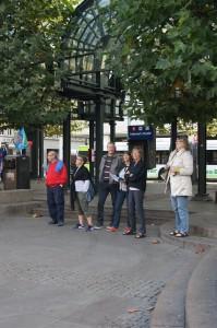 Fra bestyrelsens studietur til Hamburg i oktober 2014