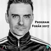 Forårsprogram 2017